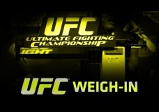 UFC 155: Dos Santos vs Velasquez Weigh-Ins