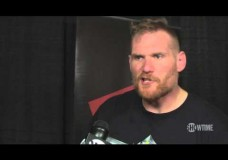 "Josh Barnett: ""Conservation of energy and being efficient is how I won."" (VIDEO)"