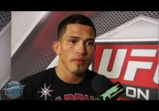 UFC on FOX 6: Anthony Pettis Thinks He's Best in Division