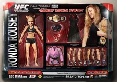 Ronda Rousey Action Figure to be Released in April 2013