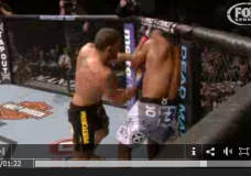 Bigfoot Silva shocks everyone, knocks out Overeem in 3rd Round Fight Video Highlights