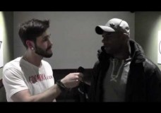 1st interview with Alistair Overeem since loss in the UFC