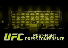 Nick Diaz dominates post-fight press conference