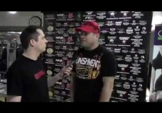 GDC MMA Interviews Tito Ortiz Talks about Cyborg, etc
