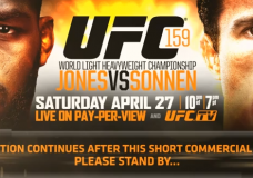UFC 159 Weigh-Ins: Video