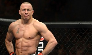 GSP pissed about NOT getting support from UFC