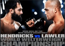Robbie Lawler vs. Johny Hendricks: Who takes it?